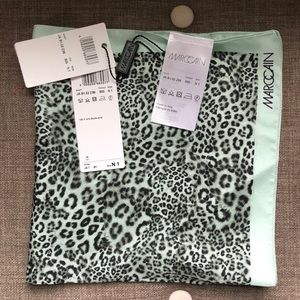 Marc Cain Accessories - NWT Marc Cain Silk Cheetah Print Scarf 💄